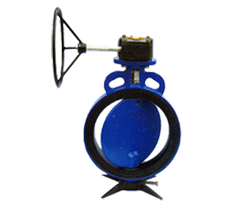 Gear Operated Butterfly Valves
